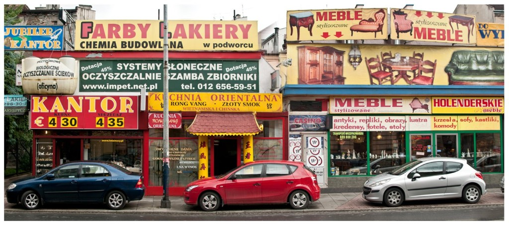 Zdjęcie pochodzi z profilu Nieznany Kraków. Polecam!