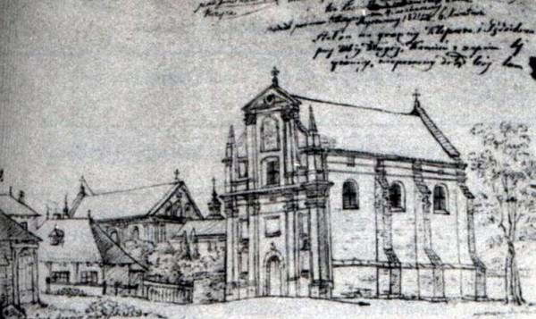 Kościół Świętego Krzyża w Krakowie