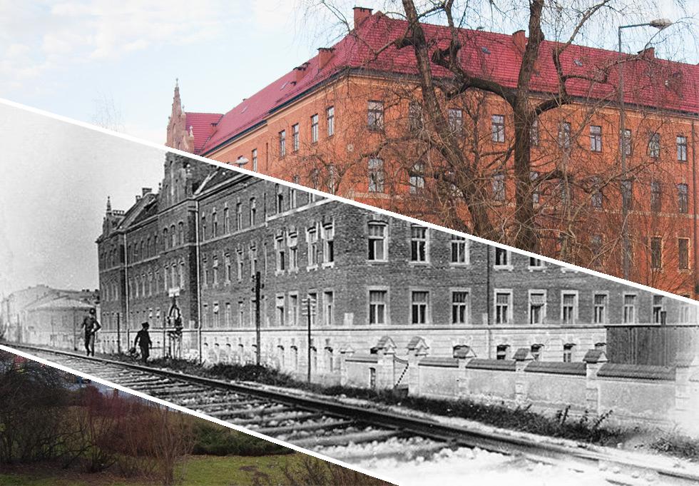 (#83) Kolej obwodowa, czyli pociągi na Alejach Trzech Wieszczów