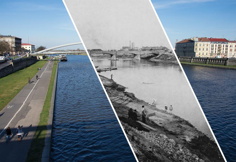 (#95) Most Podgórski i Kładka Ojca Bernatka