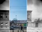 (#97) ulica Pawia i znikająca kamienica
